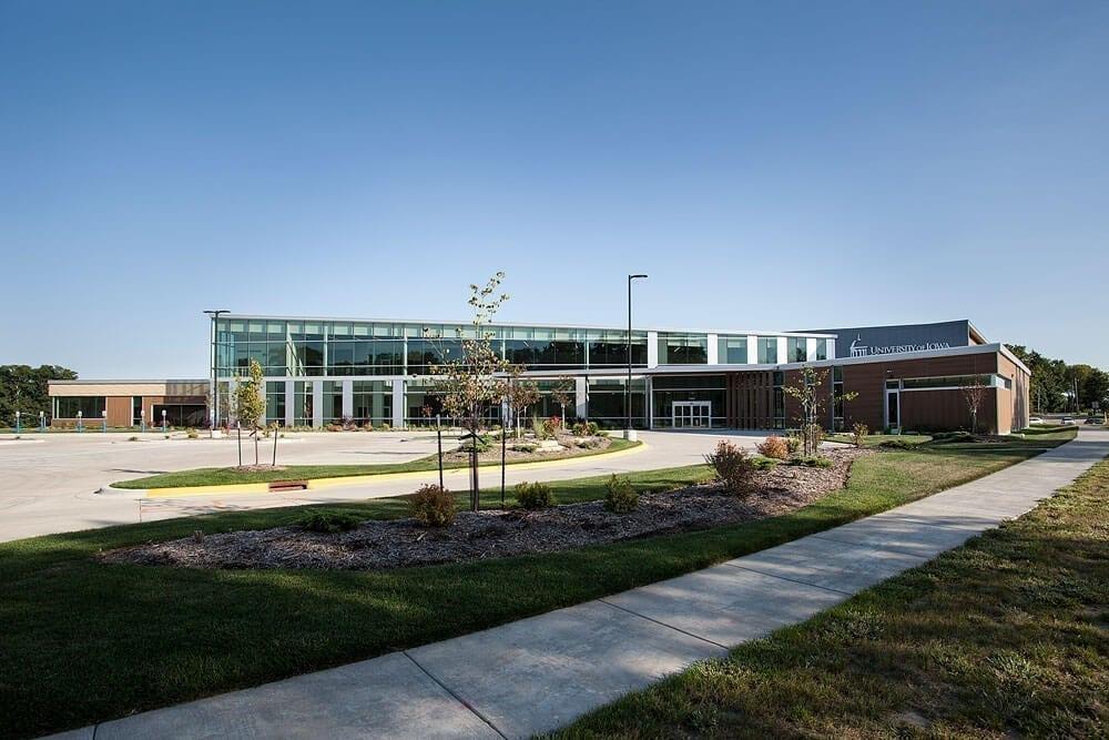 UIHC North Dodge Clinic Parking Lot